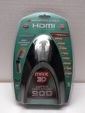 Monster Cable 900 Ultra High Speed Audio/Video TV Max 3D Lead HDMI 1 Meter