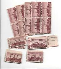 US Stamp 1946 Scott 943 3c Smithsonian Institution 100 Used 4/4