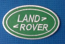 LAND ROVER 4 x 4 CAR  SOW SEW ON IRON ON CAP SHIRT PATCH BADGE