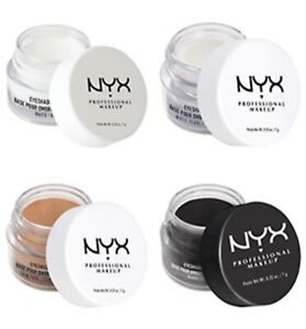 NYX Eyeshadow Base / Primer Choose Your Shade