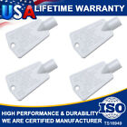Pack Of 4 Freezer Door Key 297147700 Replacement For Kenmore AP4301346 PS1991481 photo
