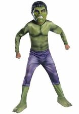 Boy's Hulk Costume Superhero Marvel Cosplay Child Size Small 4-6