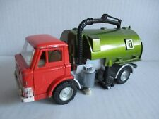 Dinky toys voiture miniature Johnston Road Sweeper Abfall années 70er