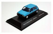 Voiture RENAULT SUPER 5 GTL 1985 ODEON 1/43 Edition Limitée 1000 PCS Renault 5