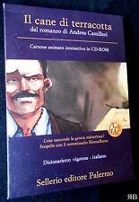 Andrea Camilleri - il CANE di TERRACOTTA - Cd Rom Sellerio - 9788838916793