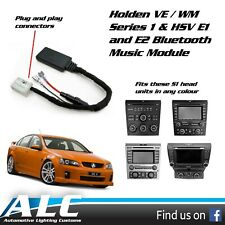 Holden VE Series 1 Bluetooth Audio Module 2006-2010 Commodore WM HSV SSV SS SV6