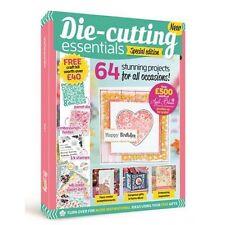 DIE CUTTING ESSENTIALS MAGAZINE SPECIAL EDITION 4 WITH FREE CRAFT KIT WORTH £40