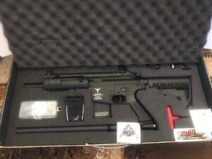 RARE Dangerous Power Milsim M3-A1 Paintball Gun - Black Tactical