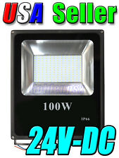 16V - 24V DC  100W Cool White LED FloodLight Wall WashLight  Wash Light