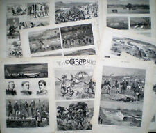 Antique (Pre-1900) Military Engraving Art Prints