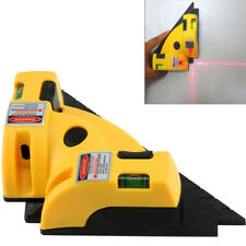 UK Right Angle 90 Degree Horizontal Vertical Projection Square Level Laser Line