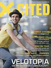 Fahrradmagazin X-Cited 1/15 2015 E-Bike Florian Weber Max Schumann TACX Smart