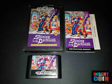 JUEGO SEGA MEGA DRIVE  SHINING IN THE DARKNESS (NTSC) GENESIS