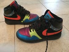 Nike, multicolores montantes, taille 37.5