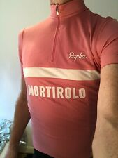 RaphaImperial Works Mortirolo Club Jersey, medium, Sportwool, Superb condition