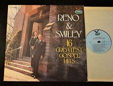 Reno & Smiley Gusto 15 16 Greatest Gospel Songs