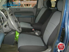Honda Element Custom Seat Covers - Coverking Neosupreme - Fronts - Made to Order