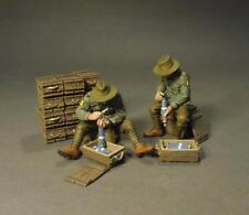 JOHN JENKINS WW1 THE GREAT WAR GWA-11 (31) AUSTRALIAN STOKES MORTAR CREW MIB