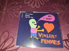 Violent Femmes / All i want - Maxi CD