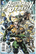 Aquaman And The Others The New 52 #1 2014 Nm Dc Comics Free Bag/Board