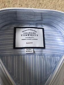 charles tyrwhitt shirt 16/34 Inch