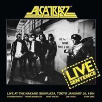 Alcatrazz - Live Sentence (w/ Graham Bonnet and Yngwie Malmsteen) (CD+DVD)