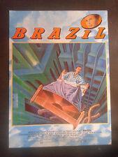 Affiche BRAZIL TERRY GILLIAMS 38 x 52 cm - TBE
