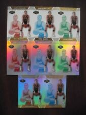 TOPPS CO-SIGNERS 2007-08 RICK BARRY CHRIS MULLIN 8 RAINBOW CARDS LOT /5 /9 /19