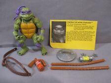 TMNT MOVIE STAR DON Complete Teenage Mutant Ninja Turtles 1991 Vintage