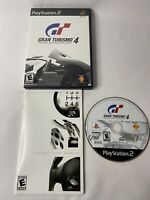 Gran Turismo 4 - Playstation 2 PS2 Game - Complete & Tested