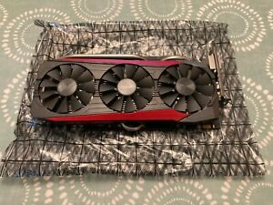 GTX 980 Ti 6GB ASUS Strix NVIDIA GeForce PC Gaming Graphics Card