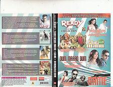 Ready-2011-Salman Khan/Tanu Weds Manu/Game/Dummaro Dum-4 Movies-India Movie-DVD