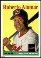 Roberto Alomar 2019 Topps Archives 5x7 #7 /49 Indians