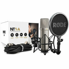 Rode NT1-A Set Kondensator Mikrofon inkl. Spinne