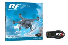 RealFlight Flugsimulator RF 7.5 mit USB drahtlos Adapter für Tactic & SLT Sender