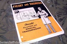 Chevrolet Clutch Manual Transmission 3 4 speed Saginaw 4 3 speed tran 69 70