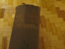 The Ordeal of Richard Feverel (1896)