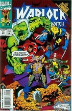 Warlock and the Infinity Watch # 19 (Infinity Crusade crossover) (USA, 1993)