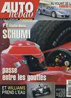 AUTO HEBDO n°1412 du 1er Octobre 2003 GP USA PORSCHE CARRERA GT