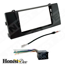 95-9307B Double-DIN Radio Install Dash Kit & Wires for 5 Series Car Stereo Mount