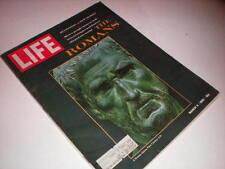 Life Magazine, March 4, 1966, Marlon Brando, Elizabeth Taylor, Richard Burton