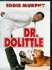 Dr. Dolittle - Eddie Murphy DVD Family Movie ~ Bonus Features - Mint