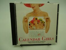 Calendar Girls Original Motion Picture Soundtrack CD