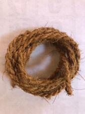 Coconut Husk Coir Fiber Rope Twisted Garden Home Eco Friendly Sri Lanka