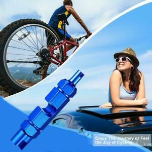 VALVE CORE REMOVER TOOLS Presta Schrader Bicycle MTB Road Tubeless Bike 1Y5T