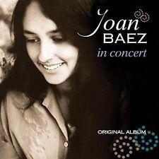 Joan Baez in Concert 180 GM Vinyl Vinyl