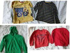 Boys Sweatshirt, Hoodie, Tops Bundle 4-5-6 Years - 5 items