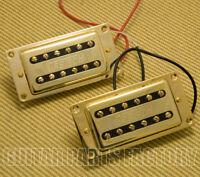 006-9714-000 Gretsch Elliot Easton G5570 Gold Humbucking Pickups Set w/ Mounting