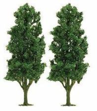 Busch 6723 70mm Poplar Trees (Pk 2) N Gauge