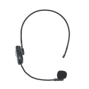 Head-mounted UHF  Microphone  Drag Two -interference N1L7